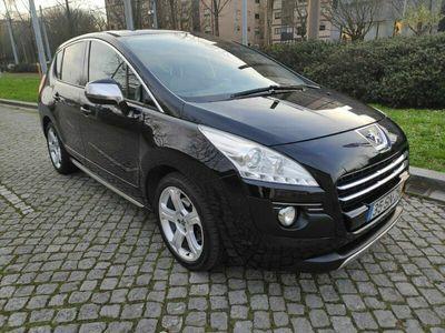 usado Peugeot 3008 2.0 Hdi/ Híbrido Allure