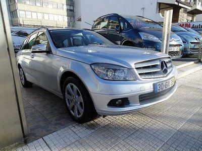 usado Mercedes C220 Classe CCDI CLASSIC NACIONAL 170 CV