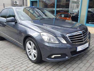 usado Mercedes E350 CDI Avantgarde auto