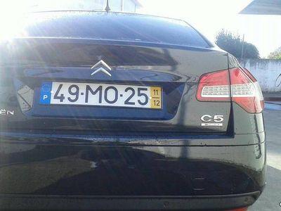 usado Citroën C5 exclusive 2.0 hdi 163 cv -