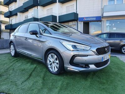 usado DS Automobiles DS5 1.6 BlueHDi So Chic