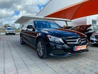 usado Mercedes C220 Avantgard Executive 170 Cv GPS
