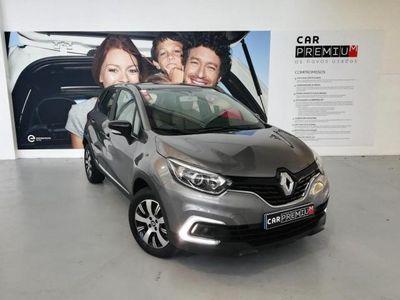 brugt Renault Captur 1.5 Dci Zen