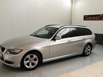 usado BMW 320 Série 3 d Touring EfficientD.Navigation (163cv) (5p)