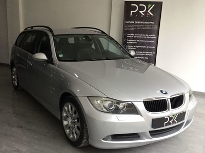 usado BMW 318 D TOURING EXECUTIVE (143CV) (5P)