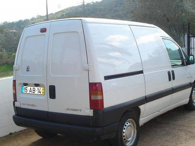 usado Citroën Jumpy 3 lugares - 05