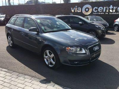 usado Audi A4 Avant 2.0 TDI EXCLUSIVE 140CV