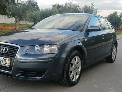 brugt Audi A3 1.9 105 cv