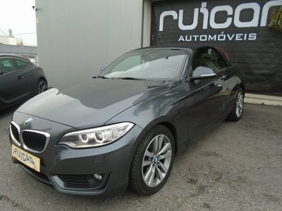 usado BMW 220 D CABRIO M PACK ADVANTAGE
