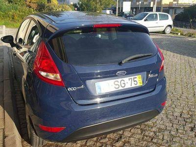 usado Ford Fiesta 1.6tdci eco 5lug -