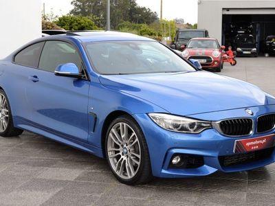 usado BMW 420 d Coupe Pack M