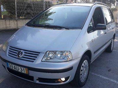 gebraucht VW Sharan 1.9 tdi 7lugares Family