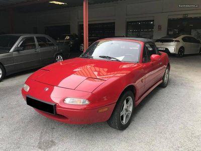 usado Mazda MX5 Cabrio 1.6i