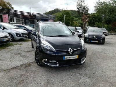 usado Renault Grand Scénic 1.5 DCi 110 cv Bose Edition