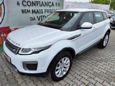 usado Land Rover Range Rover evoque 2.0 TD4 HSE Dynamic Auto
