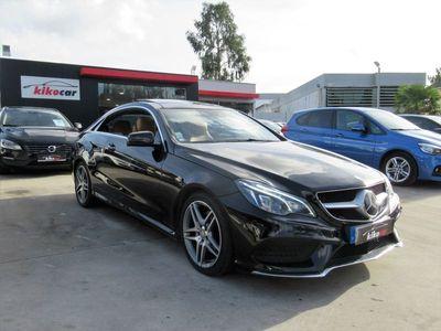gebraucht Mercedes E350 CDI Coupé AMG Auto