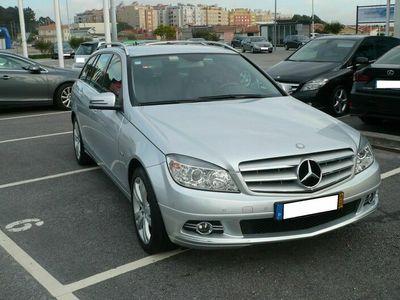 usado Mercedes C220 CDI Avangard