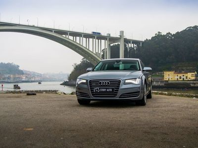 usado Audi A8 4.2 TDI Quattro