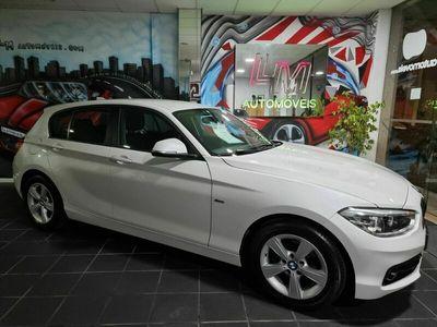 usado BMW 116 Da LineSport