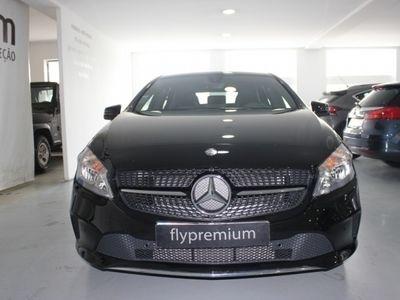 usado Mercedes A180 CDi BE STYLE NACIONAL
