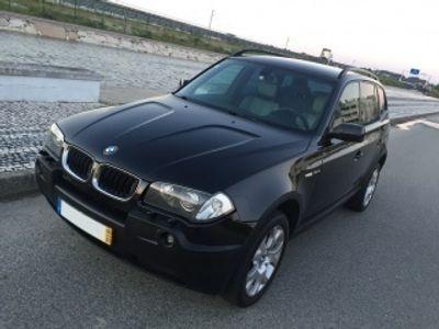 usado BMW X3 2.0 d Sport