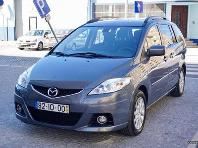 gebraucht Mazda 5 2.0d 132.000km 7 lug