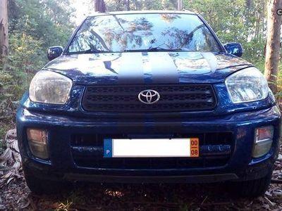 usado Toyota RAV4 2.0 vvti 150CV