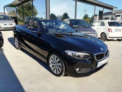 usado BMW 218 d Auto
