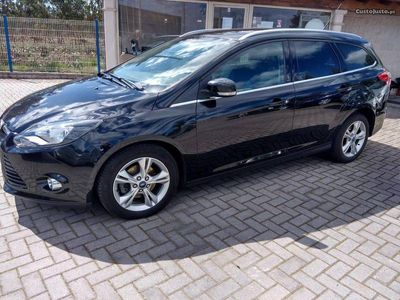 used Ford Focus SW GPS 115cv