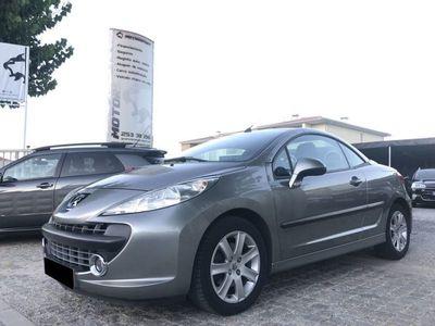 usado Peugeot 207 CC ---