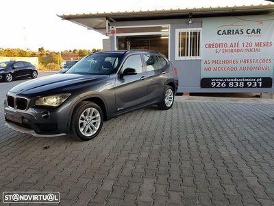 brugt BMW X1 18 d sdrive