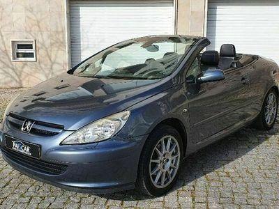 usado Peugeot 307 CC 1.6 Dynamique