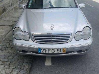 usado Mercedes C240 v6