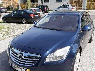 gebraucht Opel Insignia COSMO ECO FLEX