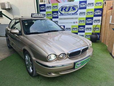 usado Jaguar X-type 2.5 4WD