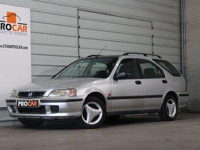 usado Honda Civic Aerodeck 1.4i S