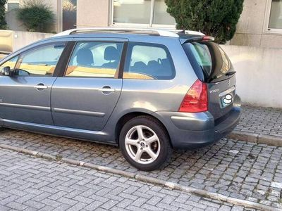 brugt Peugeot 307 SW 1.6 HDi 110