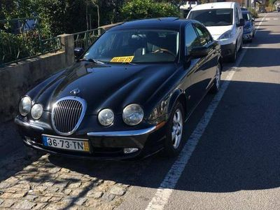 usado Jaguar S-Type Sport executivo