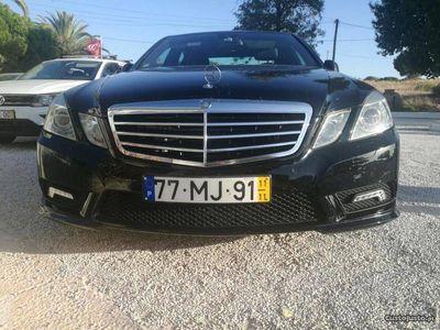 usado Mercedes E350 AMG