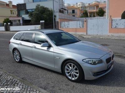 gebraucht BMW 525 d Line Modern Auto