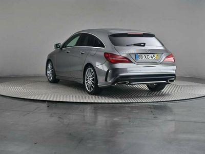 usado Mercedes CLA200 CLA-Klassed Urban Aut.