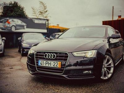 second-hand Audi A5 2.0 TDi Mult. S-Line GPS 5Lugares