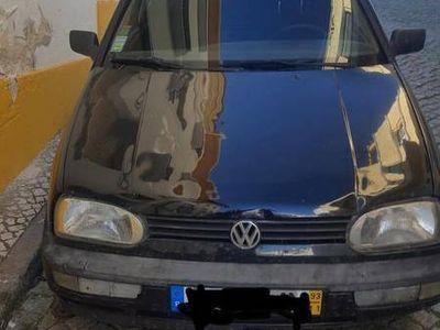 brugt VW Golf III Golf1.9d