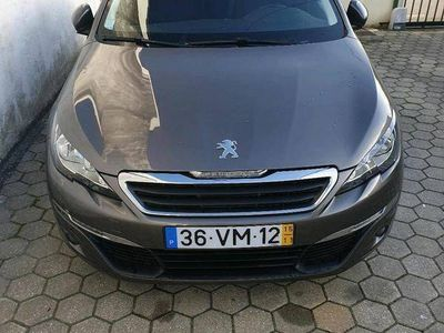 brugt Peugeot 308 SW BLUEHDI 120CV