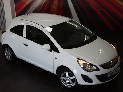 usado Opel Corsa 1.3 CDTi Van | 2L