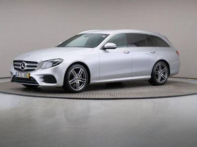 usado Mercedes E220 E-KlasseAMG