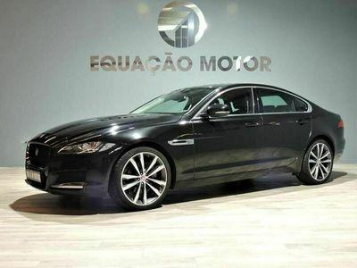 usado Jaguar XF Portfólio 2.0d Aut.