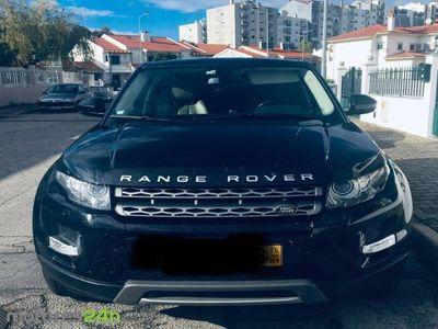 usado Land Rover Range Rover evoque 2.2 SD4 Dynamic Aut.159g