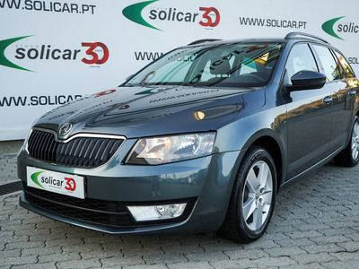 usado Skoda Octavia Break Diesel Break 1.6 TDI Ambition DSG