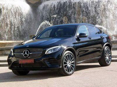 usado Mercedes GLC250 ClasseD Coupe 4 matic AMG Auto (204 cv)